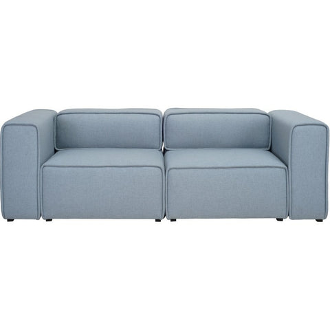Acura 2 Seater Sofa 2.3M - Aquamarine
