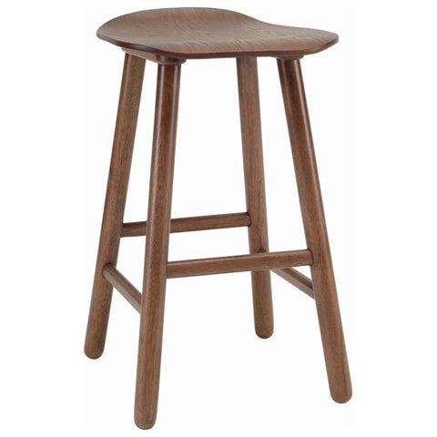 Hetty Counter Stool - Cocoa