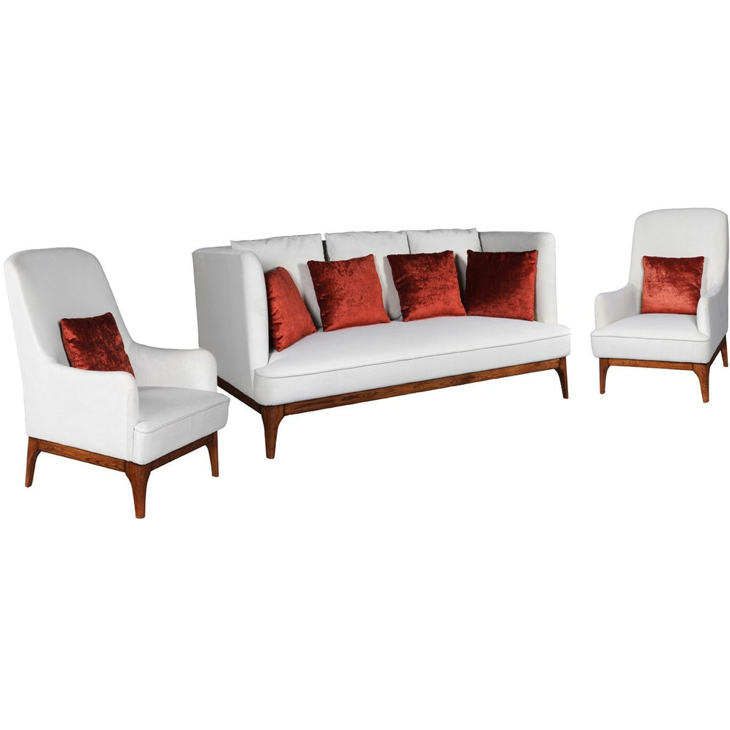 Isa French Provincial Lounge Suite