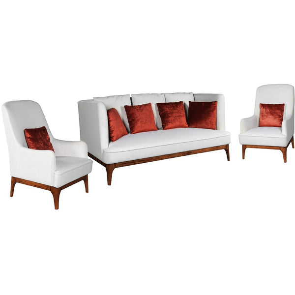 Isa French Provincial Lounge Suite Modern Furniture