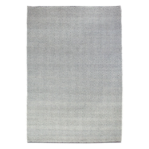 SWIRLESS Rug 170 x 240cm - Grey Powder Colour