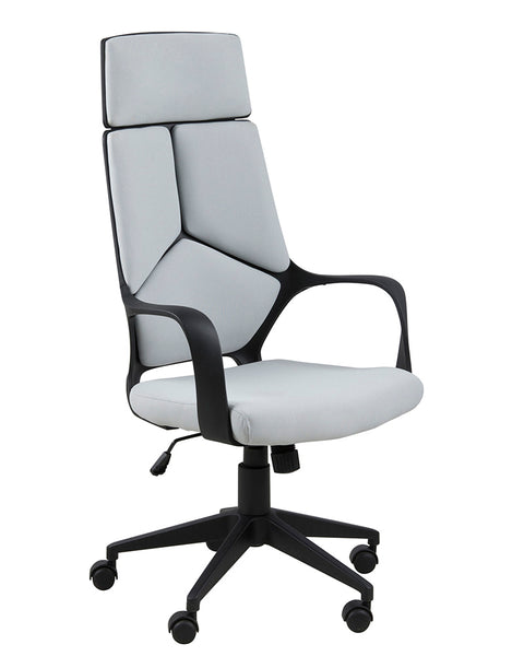 HAKAN Office Chair - Grey & Black
