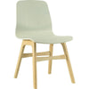 Alyssa Dining Chair - Oak & White Open Pore