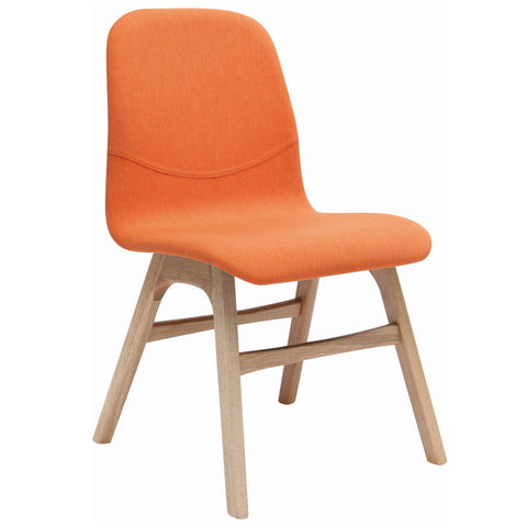 AVA Dining Chair - Tangerine
