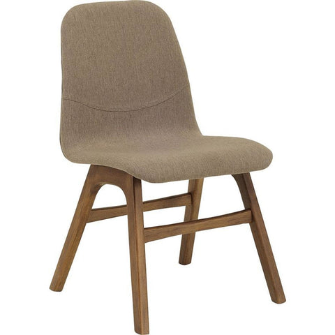 Ava Dining Chair - Cocoa + Tea