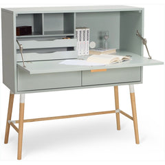 AROD Working Desk - 106cm - Grey