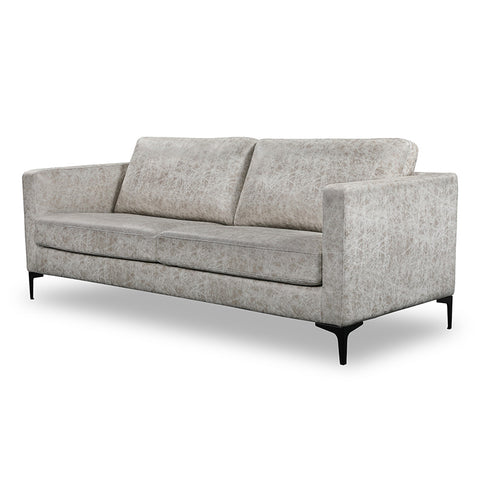 RYLAN 3 Seater Sofa - Taupe Grey