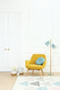 Berlingo Lounge Chair - Yellow - Royaal Range