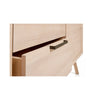 CAPRI Tall Sideboard 1.20M -  Natural
