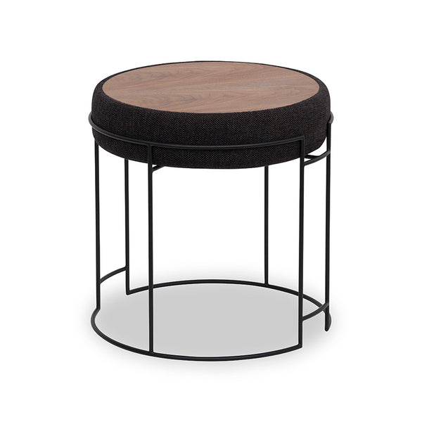 CODY Side Table/Stool - Charcoal