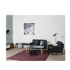 COVE Single Seater Sofa - Black