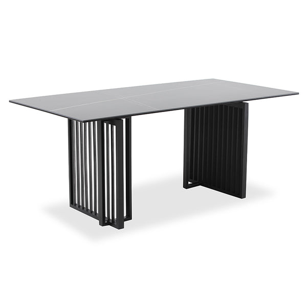 ELORA 180cm Dining Table - Black