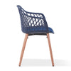 ATALIA Arm Chair - Blue