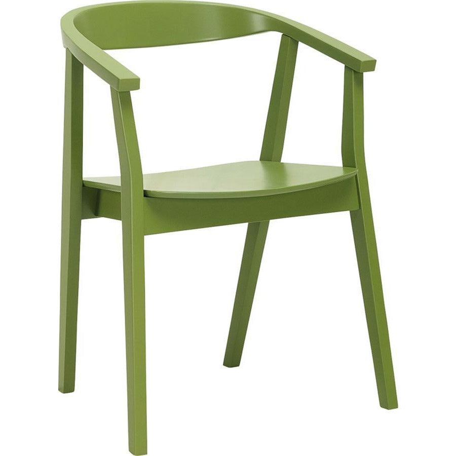 Greta Dining Chair - Green