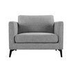 GIZI Single Seater Sofa - Grey