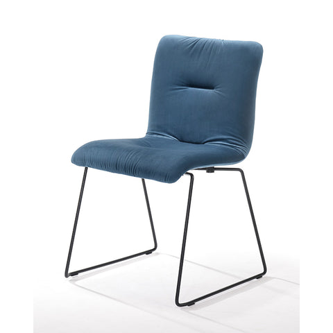 NORVIN Dining Chair - Black & Blue