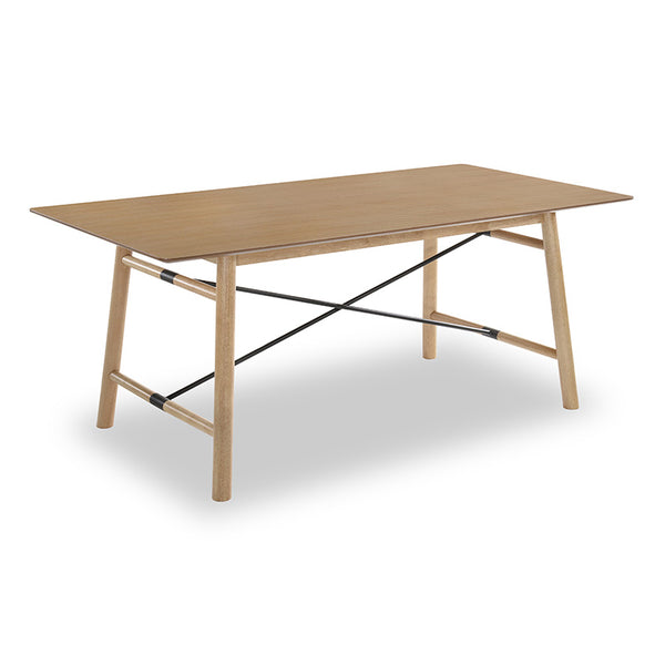 ZUMA Dining Table 1.8M - Natural
