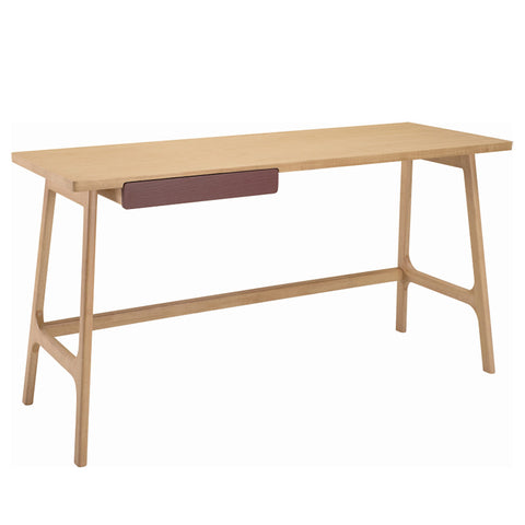 Morey Study Desk Natural - Natural