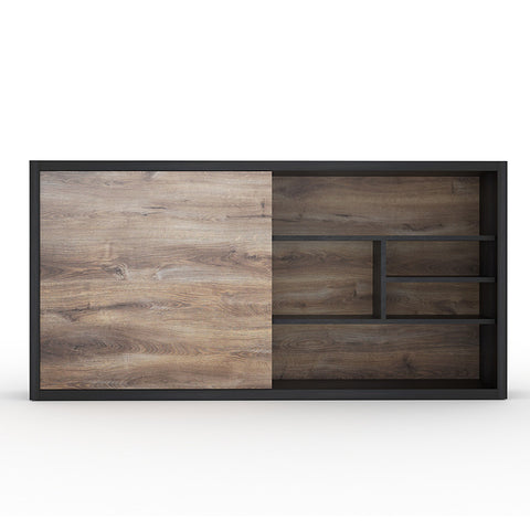 AFTAN Display Unit 2.4M - Mahogany Black