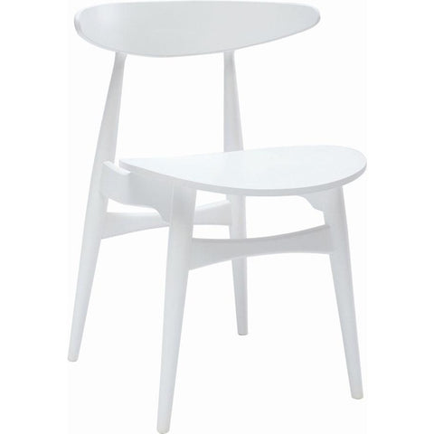 Tricia Dining Chair - White