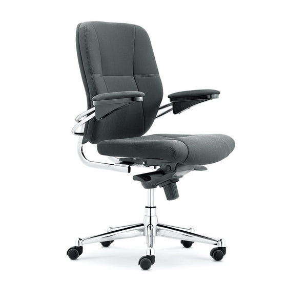 Luxury Executive Office Chair - Black