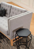 FORD Side Table/Stool - Black