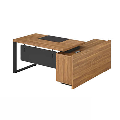 PASCOE Modern Executive Desk Left Return - 180cm