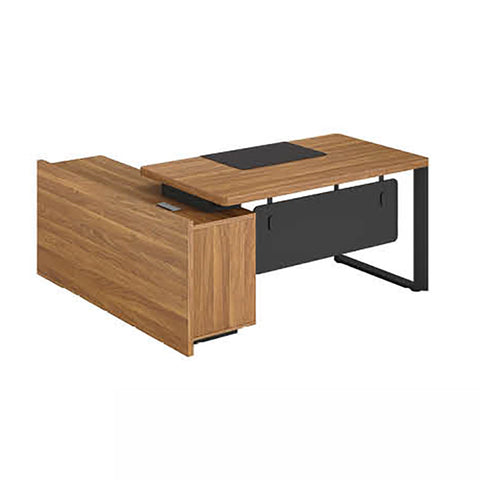 PASCOE Modern Executive Desk Right Return - 180cm