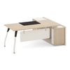 Nestor 167cm Desk with Left Return