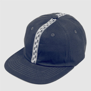 "PASS~PORT ""AUTO RIBBON"" CAP NAVY"