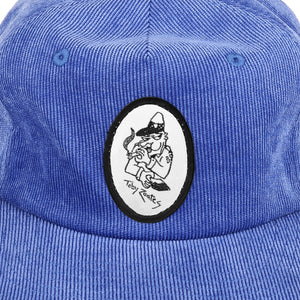 "PASS~PORT TOBY ZOATES ""COPPERS"" CAP ROYAL BLUE"