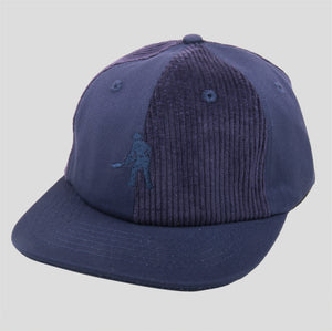 "PASS~PORT ""CORD PATCH"" CAP NAVY"