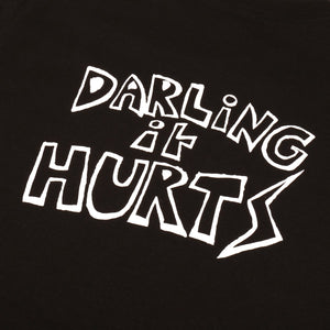 "PASS~PORT TOBY ZOATES ""DARLING"" TEE BLACK"