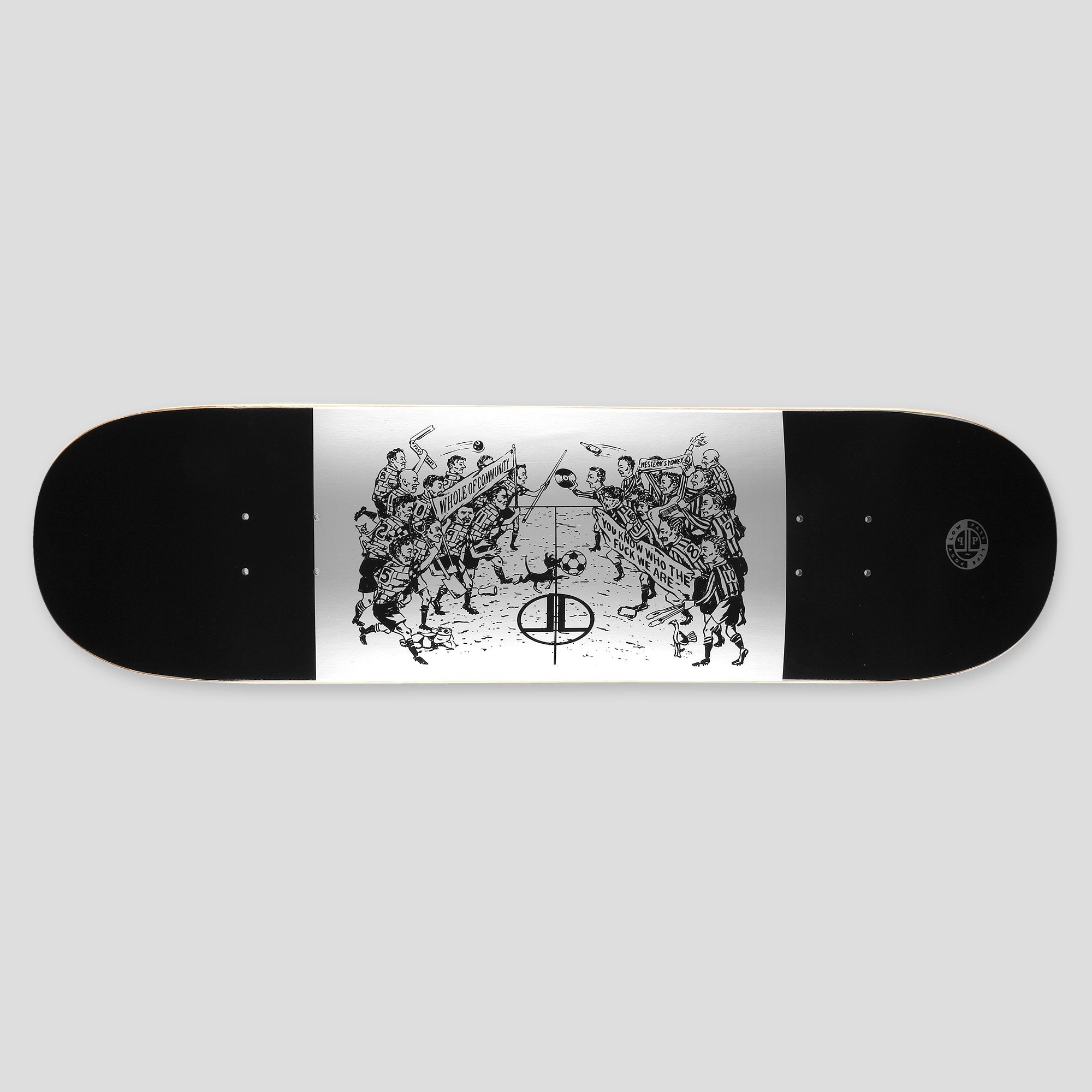 "PASS~PORT & LOW LIFE ""L.L.F.C"" DECK"