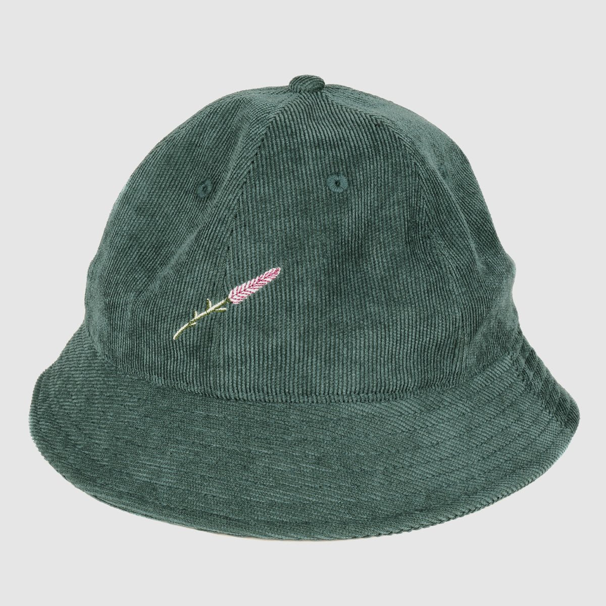 "PASS~PORT ""LAVENDER"" BUCKET CAP DARK TEAL"