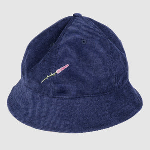 "PASS~PORT ""LAVENDER"" BUCKET CAP NAVY"
