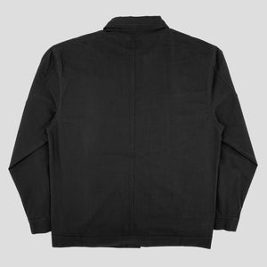 "PASS~PORT ""PAINTERS"" JACKET BLACK"