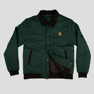 "PASS~PORT ""LATE QUILTED"" JACKET MIDNIGHT"