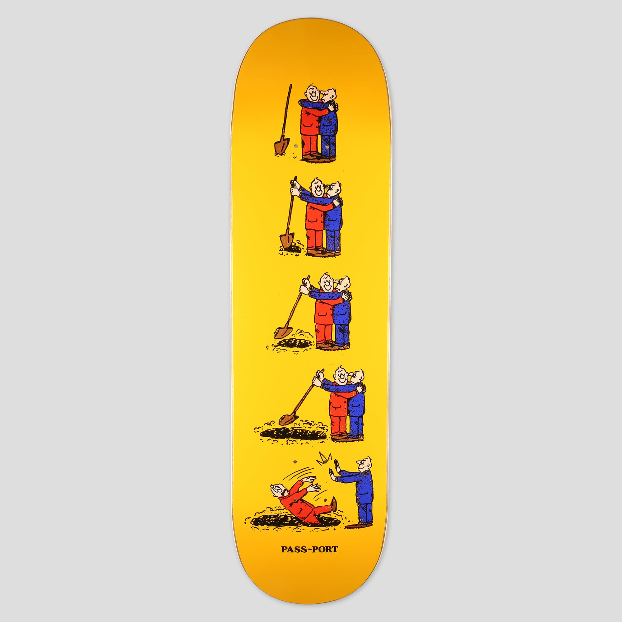 "PASS~PORT ""DIG"" W-C-W-B-F? SERIES DECK"