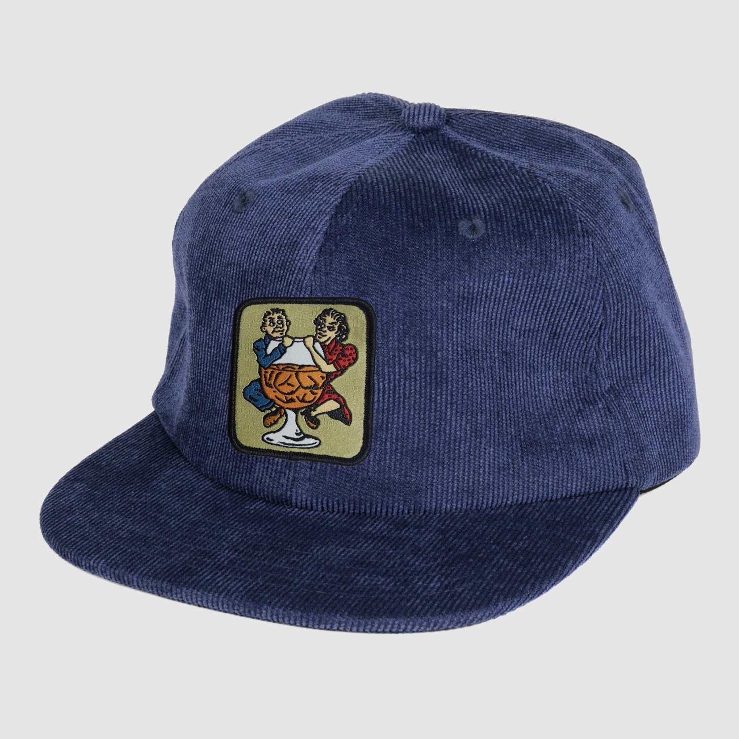 "PASS~PORT ""WITH A FRIEND"" CAP NAVY"