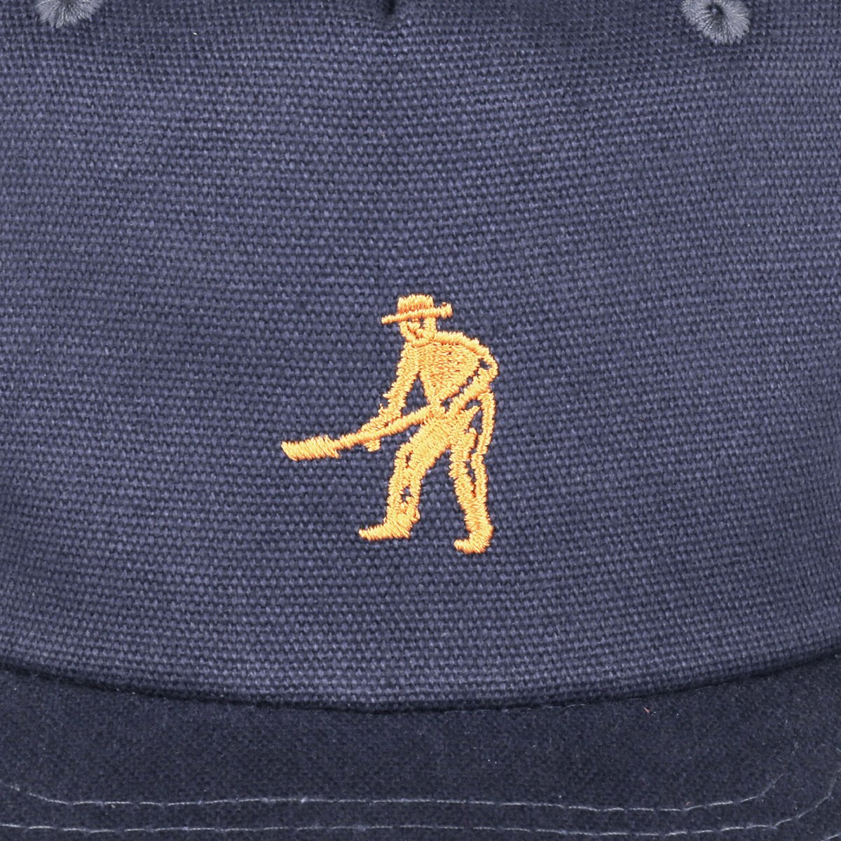 "PASS~PORT ""WORKERS"" 5 PANEL CAP NAVY"