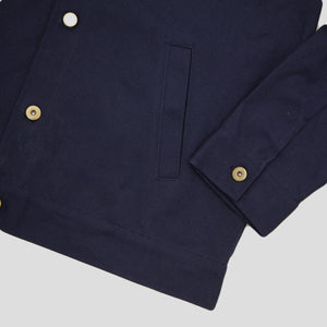 "PASS~PORT ""WORKERS"" LATE JACKET NAVY"