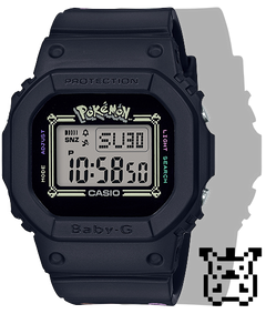 BGD560PKC-1 LIMITED EDITION G-SHOCK X POKÉMON