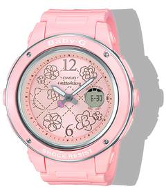 BGA150KT-4B LIMITED EDITION G-SHOCK X HELLO KITTY