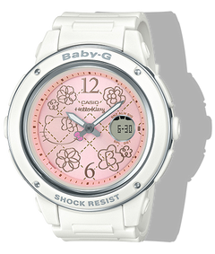 BGA150KT-7B LIMITED EDITION G-SHOCK X HELLO KITTY