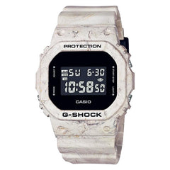 gshock DW5600WM-5 wavy marble mens utility watch