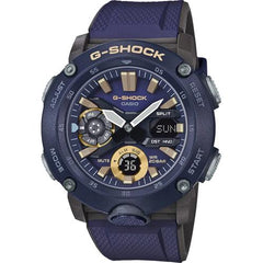 gshock GA2000-2A carboncore mens anadigi watch