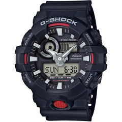 gshock GA700-1A mens anadigi watch