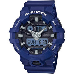 gshock GA700-2A mens anadigi watch