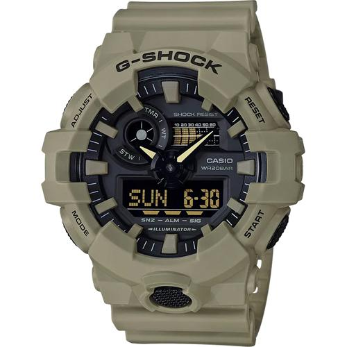 gshock GA700UC-5A utility color mens military watch